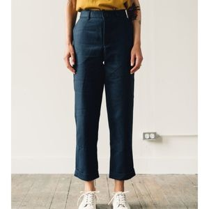 KOWTOW EDITION PANT - NAVY XS